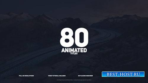 Названия18601249 - Project for After Effects (Videohive)