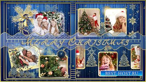 Счастливого Рождества - проект для ProShow Producer