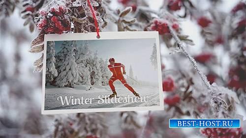 Зимнее Слайд-Шоу - After Effects Templates