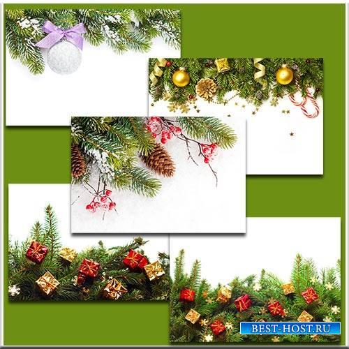 Новогодний дизайн - 6 / Christmas design - 6