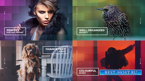 Красочные Слайды - Project for After Effects (Videohive)