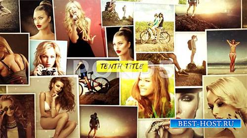 Фотомонтаж - After Effects Templates
