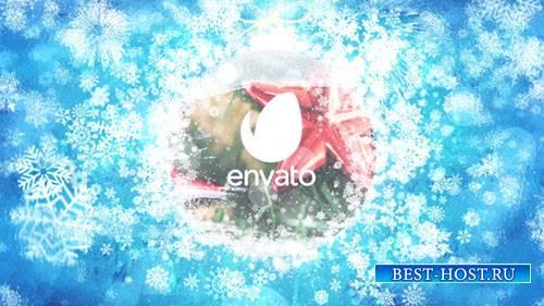 Логотип С Праздником Рождеством Христовым - Project for After Effects (Vide ...