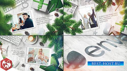 Рождество - Слайдшоу 19160857 - Project for After Effects (Videohive)