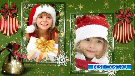 Проект для ProShow Producer - Весёлого Рождества