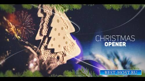 Рождество вступление 19188544 - Project for After Effects (Videohive)