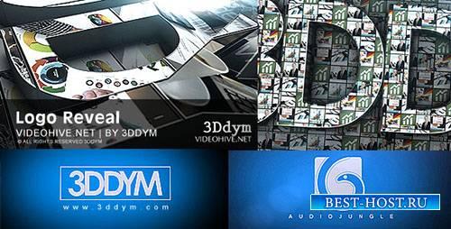 Корпоративный Логотип Выявить - Project for After Effects (Videohive)