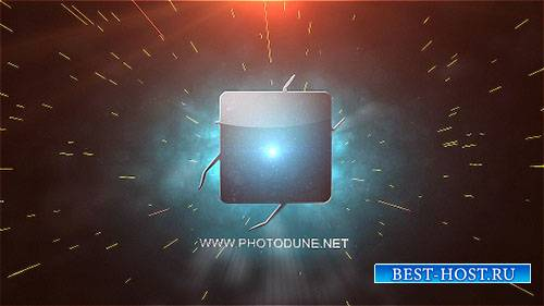 Космический Логос - Project for After Effects (Videohive)