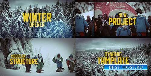 Экстремальный Вид Спорта - Project for After Effects (Videohive)