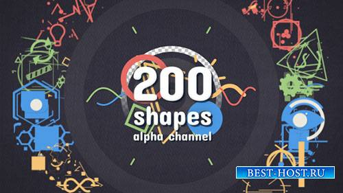 Элементы Формы Пакет 18599987 - Motion Graphics (Videohive)