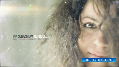 Слайдшоу Чернил 12871532 - Project for After Effects (Videohive)