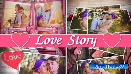 Романтический проект для ProShow Producer - Ты и я
