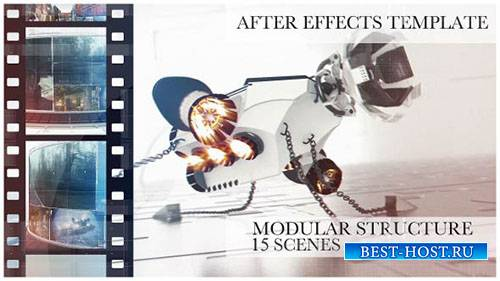 Rotatus 4 - Project for After Effects (Videohive)