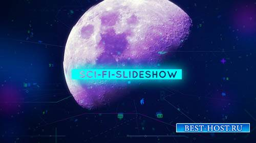 Фантастика-Слайд-Шоу 19248824 - Project for After Effects (Videohive)