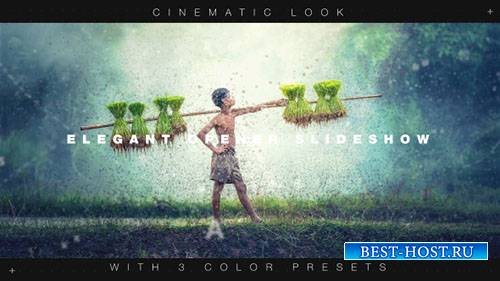 Элегантное Слайд-Шоу 19279741 - Project for After Effects (Videohive)