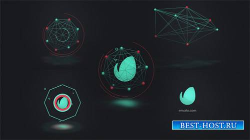 Подключены Формы Логотип показать - Project for After Effects (Videohive)