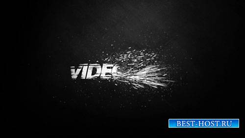 Черный И Белый Логотип Показать - Project for After Effects (Videohive)
