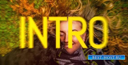 Быстрое Скольжение И Опечаток В Интро - Project for After Effects (Videohiv ...