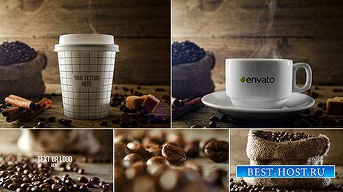 Кофе для гурманов - Project for After Effects (Videohive)