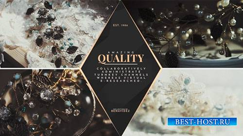 Премиум Слайды Продукта - Project for After Effects (Videohive)
