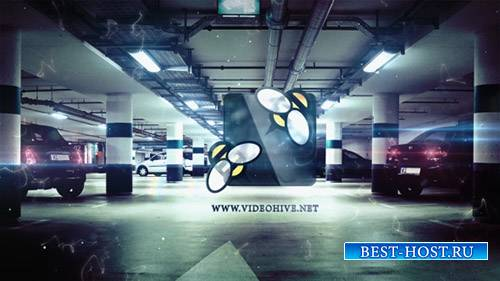 Логотип сфера - Project for After Effects (Videohive)