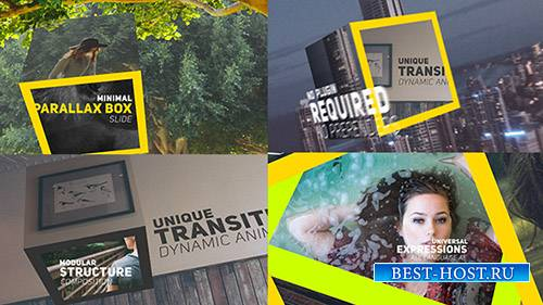 Минимальная Параллакса - Project for After Effects (Videohive)