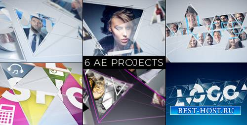 Мозаика Пакет - Project for After Effects (Videohive)