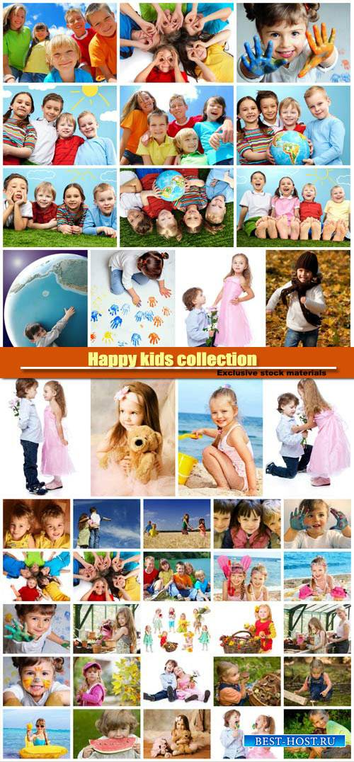 Happy kids collection