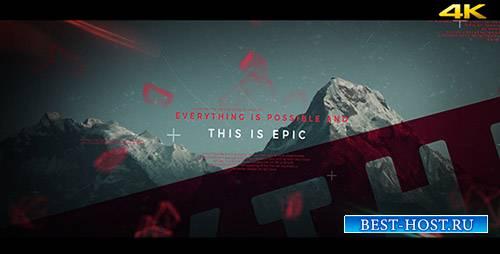 Это эпический кинематографический слайд-шоу - Project for After Effects (Vi ...