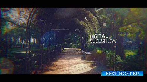 Цифровое Слайдшоу 19385795 - Project for After Effects (Videohive)