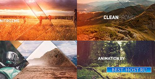 Чистое Промо 12097669 - Project for After Effects (Videohive)