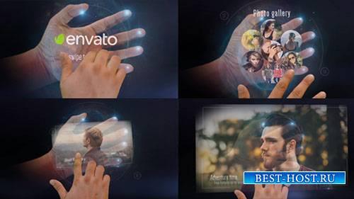 Интерактивный Силы Голограммы Открывалка - Project for After Effects (Video ...