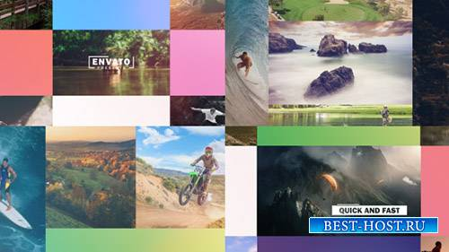 Слайдшоу 19537971 - Project for After Effects (Videohive)