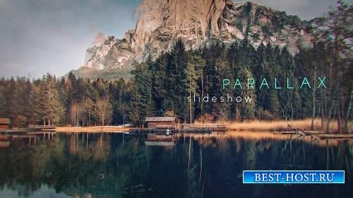 Слайд-шоу Параллакс для атмосферы - Шаблоны After Effects