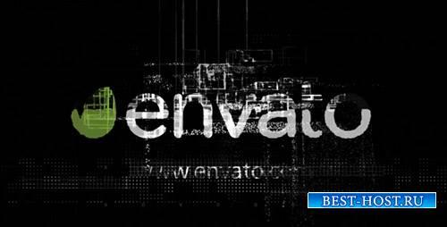 Цифровой логотип выявить 3 в 1 - Project for After Effects (Videohive)