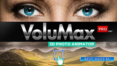 Д Макс - 3D фото аниматор V4 Pro - Project for After Effects (Videohive)