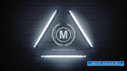 Лампа логотипа - Шаблоны After Effects