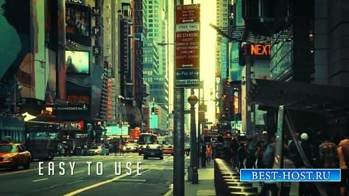 Городские Движения Промо - Шаблоны After Effects