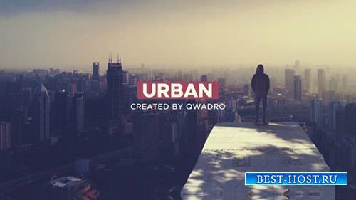 Динамичный Городской Интро - Project for After Effects (Videohive)