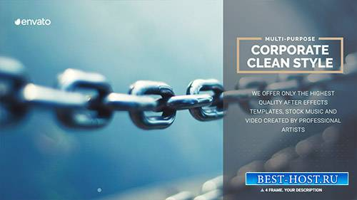 Минимальный Слайдшоу 19587057 - Project for After Effects (Videohive)