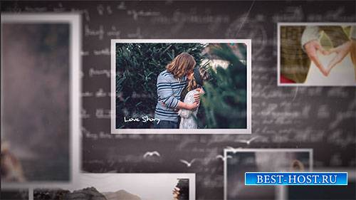 Воспоминания о Мгновениях - Project for After Effects (Videohive)