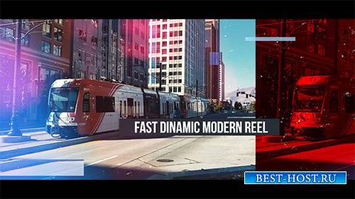 Быстрая Динамичная Современная Катушка - Project for After Effects (Videohi ...