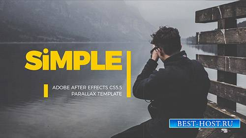 Простой Параллакс Фотогалерея | v.3 - Project for After Effects (Videohive)