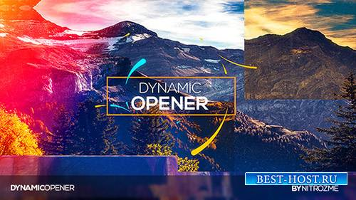 Динамический - Project for After Effects (Videohive)