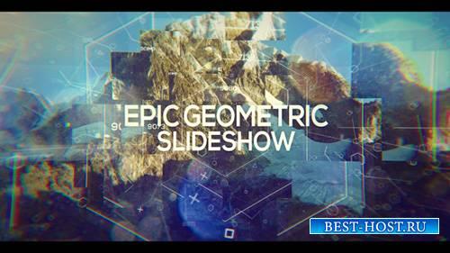 Эпические Геометрических Слайд-Шоу - Project for After Effects (Videohive)