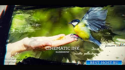 Кинематографический Слайд-Шоу Чернил - Project for After Effects (Videohive ...