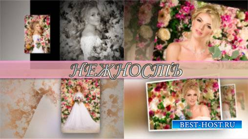Нежность - project for ProShow Producer