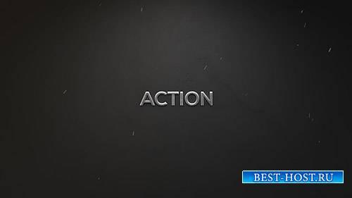 Трейлер быстрого действия - Шаблоны After Effects