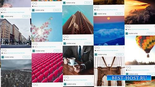 Новые шаблоны настенных шаблонов Instagram - After Effects