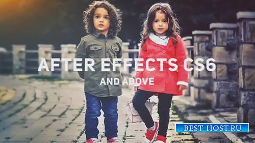 Эпическое слайд-шоу - Шаблоны After Effects